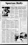 Spartan Daily, February 4, 1977 by San Jose State University, School of Journalism and Mass Communications