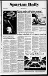 Spartan Daily, February 7, 1977 by San Jose State University, School of Journalism and Mass Communications