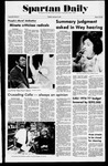 Spartan Daily, February 15, 1977 by San Jose State University, School of Journalism and Mass Communications