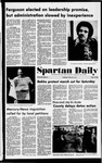 Spartan Daily, February 23, 1977 by San Jose State University, School of Journalism and Mass Communications