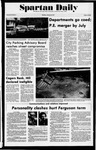 Spartan Daily, February 24, 1977 by San Jose State University, School of Journalism and Mass Communications