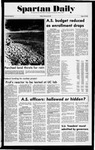 Spartan Daily, February 25, 1977 by San Jose State University, School of Journalism and Mass Communications