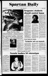 Spartan Daily, February 28, 1977