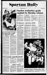 Spartan Daily, March 8, 1977 by San Jose State University, School of Journalism and Mass Communications