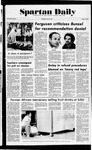 Spartan Daily, March 9, 1977 by San Jose State University, School of Journalism and Mass Communications