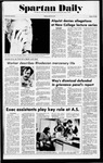 Spartan Daily, March 14, 1977