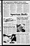 Spartan Daily, March 30, 1977
