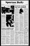 Spartan Daily, April 1, 1977 by San Jose State University, School of Journalism and Mass Communications