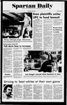 Spartan Daily, April 14, 1977 by San Jose State University, School of Journalism and Mass Communications