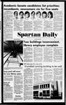 Spartan Daily, April 15, 1977