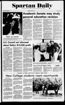 Spartan Daily, April 18, 1977 by San Jose State University, School of Journalism and Mass Communications