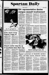 Spartan Daily, April 22, 1977 by San Jose State University, School of Journalism and Mass Communications