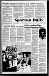 Spartan Daily, April 25, 1977 by San Jose State University, School of Journalism and Mass Communications