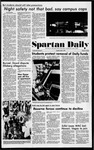 Spartan Daily, May 3, 1977 by San Jose State University, School of Journalism and Mass Communications