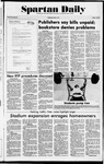 Spartan Daily, May 4, 1977 by San Jose State University, School of Journalism and Mass Communications