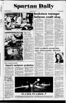 Spartan Daily, May 10, 1977 by San Jose State University, School of Journalism and Mass Communications