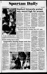 Spartan Daily, May 13, 1977 by San Jose State University, School of Journalism and Mass Communications