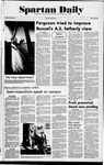 Spartan Daily, May 16, 1977 by San Jose State University, School of Journalism and Mass Communications