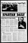 Spartan Daily, September 1, 1977 by San Jose State University, School of Journalism and Mass Communications