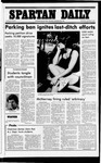 Spartan Daily, September 7, 1977 by San Jose State University, School of Journalism and Mass Communications