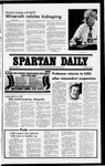 Spartan Daily, September 19, 1977 by San Jose State University, School of Journalism and Mass Communications