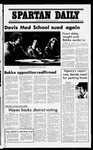 Spartan Daily, September 21, 1977 by San Jose State University, School of Journalism and Mass Communications