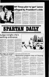Spartan Daily, September 26, 1977 by San Jose State University, School of Journalism and Mass Communications