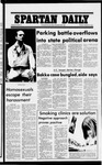 Spartan Daily, September 27, 1977 by San Jose State University, School of Journalism and Mass Communications