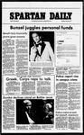 Spartan Daily, October 3, 1977