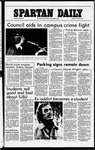 Spartan Daily, October 6, 1977 by San Jose State University, School of Journalism and Mass Communications