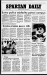 Spartan Daily, October 7, 1977 by San Jose State University, School of Journalism and Mass Communications
