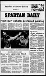 Spartan Daily, October 12, 1977 by San Jose State University, School of Journalism and Mass Communications