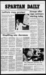 Spartan Daily, October 17, 1977 by San Jose State University, School of Journalism and Mass Communications