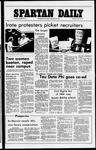 Spartan Daily, October 18, 1977