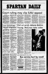 Spartan Daily, October 20, 1977 by San Jose State University, School of Journalism and Mass Communications