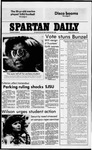 Spartan Daily, October 21, 1977