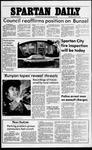 Spartan Daily, October 27, 1977