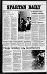 Spartan Daily, November 1, 1977
