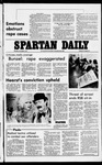 Spartan Daily, November 3, 1977 by San Jose State University, School of Journalism and Mass Communications