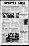 Spartan Daily, November 7, 1977 by San Jose State University, School of Journalism and Mass Communications