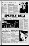 Spartan Daily, November 8, 1977 by San Jose State University, School of Journalism and Mass Communications