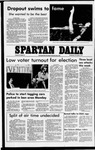 Spartan Daily, November 9, 1977 by San Jose State University, School of Journalism and Mass Communications