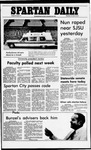 Spartan Daily, November 10, 1977 by San Jose State University, School of Journalism and Mass Communications