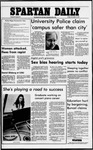 Spartan Daily, November 11, 1977 by San Jose State University, School of Journalism and Mass Communications