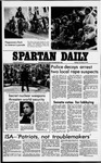 Spartan Daily, November 14, 1977 by San Jose State University, School of Journalism and Mass Communications