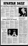 Spartan Daily, November 15, 1977 by San Jose State University, School of Journalism and Mass Communications
