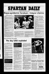 Spartan Daily, November 18, 1977 by San Jose State University, School of Journalism and Mass Communications