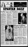 Spartan Daily, November 22, 1977