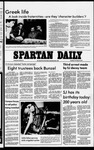 Spartan Daily, November 29, 1977 by San Jose State University, School of Journalism and Mass Communications