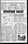 Spartan Daily, November 30, 1977 by San Jose State University, School of Journalism and Mass Communications